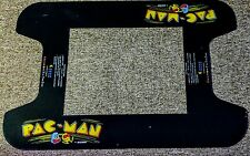 PAC MAN cocktail arcade machine glass underlay