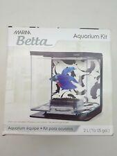 Marina Betta Fish Aquarium Kit: Small   2L (PET49)
