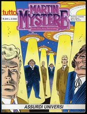 TUTTO MARTIN MYSTERE - N° 84 - APRILE 1996 - BONELLI - COND. OTTIMO / EDICOLA