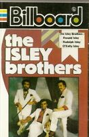 The Isley Brothers..Masterpieces.... Import Cassette Tape