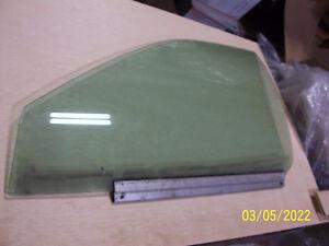 1994 1995 1996 FLEETWOOD BROUGHAM LEFT FRONT DOOR WINDOW GLASS OEM USED CADILLAC