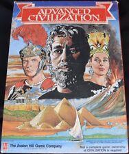 Advanced Civilization Board Game