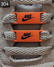 ✅ Neue Nike Air Force 1 Jordan Dunk Schuh Schnallen Buckles Lace Locks 2 Stück✅