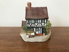 Lilliput Lane Cottage, Lace Lane England 1991 Miniatures