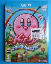 videogiochi wii u kirby e il pennello arcobaleno video games wii u new sealed gq