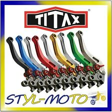 LEVA FRENO TITAX REGOLABILE RACING CNC MOTO GUZZI Stelvio 1200 NTX / V8 2013