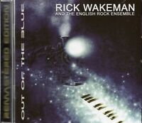 Rick Wakeman and English Rock Ensemble Out Of The Blue CD (Live 2001 Remastered)