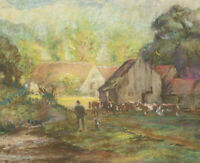 C.R. Young - Early 20th Century Watercolour, Signed