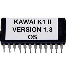 Kawai K1 II - Version 1.3 Firmware Update Upgrade OS Eprom for K-1 MK2