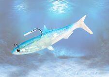 """1PCS Jig Head Soft Lure 0.9oz/4.72"""" Sinking Bait Fishing Shad Fishing Worm Swim"""