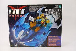 1999 Hasbro NETRUNNER BATMOBILE Cyber Batman Future BOXED NOT WORKING
