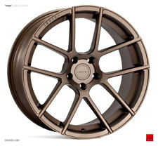 "Nuevo 20"" ispiri ISR6 Llantas De Aleación 5X120 BMW E90 E92 E93 M3 M3 serie 3 * SOLAMENTE * 1M"