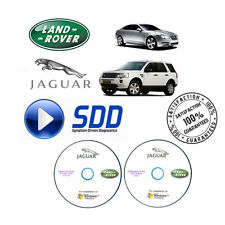 JLR SDD diagnostic software + offline programming function