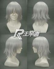 Okita Souji Gokudera Hayato Allen Walker Xerxes Break Gintama Cosplay Wig +Net