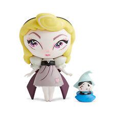 Disney Miss Mindy Aurora With Merryweather Vinyl Figurine New with Box