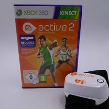 EA Sports Active 2 Personal Trainer Kinect Microsoft Xbox 360 Spiel Game