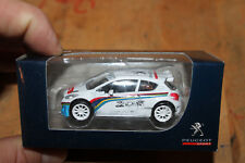 Norev 3 inches 1/64 Peugeot Sport 208 T16 Rallye Total