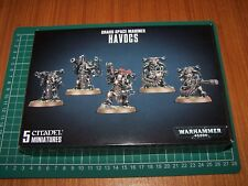 Chaos Space Marine Havoc Heavy Weapons bits