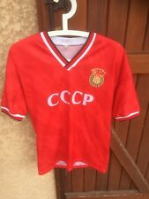maillot shirt ccp urss collector jersey moscow no porte