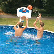 Swimline Swimming Pool Jam For Above-Ground Pools Basketball / Volleyball