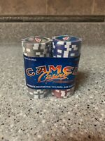 Camel Casino Las Vegas Nevada Poker Gaming Playing Chips Home Gambling