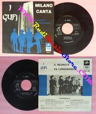 LP 45 7''I GUFI Il neonato Va longobardo 1965 COLUMBIA milano canta no cd mc dvd