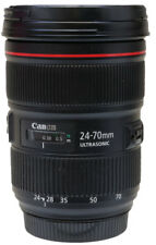 24-70 mm F2.8 Canon EF L USM Lente Mark II
