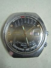 Antique watch Automatic Auto Men ORIENT 21 jewels with calendar