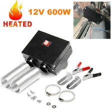 12V Vehicle For Car Fan Heater Heating Warmer Windscreen Defroster Demister 600W