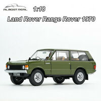 1:18 Almost Real Land Rover Range Rover 1970 Diecast Model Car Toys New In Box