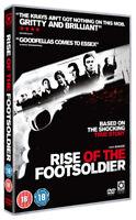 Rise of the Footsoldier DVD (2008) Ricci Harnett, Gilbey (DIR) cert 18
