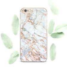 Granite Marble iPhone XR XS Max Rubber Case Stone iPhone 6s 7 8 Plus Snap Cover