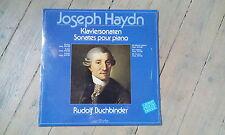 LP HAYDN / BUCHBINDER - SONATES POUR PIANO / KLAVIERSONATEN / neuf & scellé