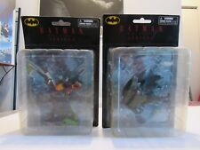 KOTOBUKIYA Batman Mini Figures Series 1 Batman Joker New in Box Lot of 2