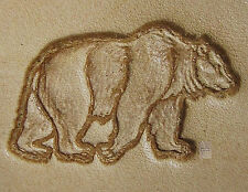 CRAFTOOL  -  TANDY LEATHER FACTORY 3D STAMP -  8304 - BEAR WALKING  88304-00