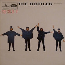 THE BEATLES HELP 1976 re-issue VG+/VG+