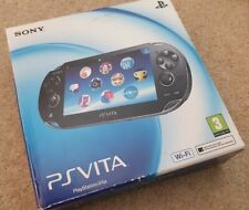 Sony OLED PS Vita Handehld Console Complete In Box