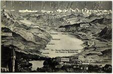 Cartolina Formato Piccolo Svizzera – Berner Oberland – Panorama Von Thuner U. Br