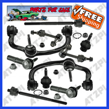 Front Upper control Arm Tie Rods Sway Bar Link For 2005-2006 Lincoln Navigator