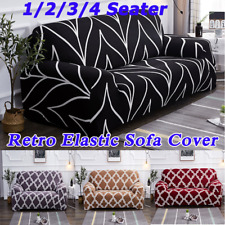 Sofa Cover Stretch Couch Slipcovers Furniture Protector for Armchair Loveseat Us