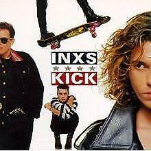 "New Music Inxs ""Kick"" LP"