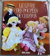 Le livre des poupées de Chiffon - 1986 Modes & travaux