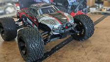 Redcat Racing Terremoto V2 1/8 Scale Brushless Monster Truck 4WD Brushless RTR