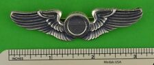 ARMY OBSERVER WING - MEYER - FULL SIZE - STERLING BADGE