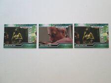 3 x Enterprise Season 4 Promo Cards + Sell Sheet
