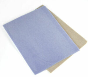 2 x Large Double Sided Foam Bead Mats 36.5cm x 28.5cm(S)UK Seller - Free Postage