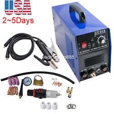 From USA!  3 in 1 CT312 TIG / MMA Air Plasma Cutter Welder Welding Torch Machine