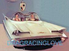 "Lincoln ""Futura"" Concept Car George Barris used for ""Batmobile"" PHOTO! (#4)"