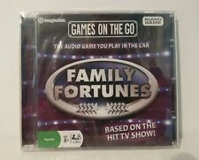 family fortunes game on the go cd tv show in your car