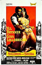 """16mm feature """"Solomon and Sheba"""""""